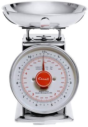 Escali Mercado Dial Scale with Bowl