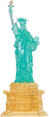 University Games 3D Crystal Puzzle - Statue of Liberty 69-Pieces