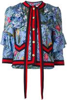Gucci New Flora jacket
