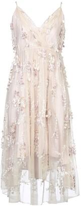 Elie Tahari 3/4 length dresses