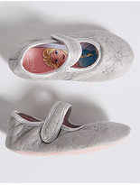 Marks and Spencer Kids' Disney FrozenTM Slippers