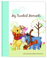 Patchwork Pooh Record Book