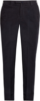 Incotex Slim-leg cotton-blend trousers