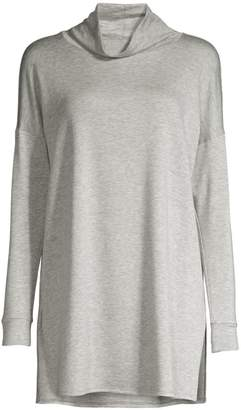 Eileen Fisher Stretch Terry Turtleneck Tunic