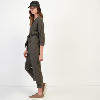 Roots Linen Jumpsuit