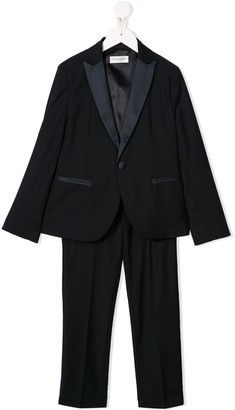 Paolo Pecora Kids Tailored Two Piece Suit