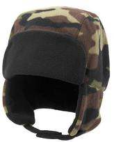 Crazy 8 Camo Microfleece Hat