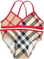 Burberry Check Lycra Bikini