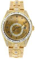 Rolex Yellow Gold Diamond Sky Dweller