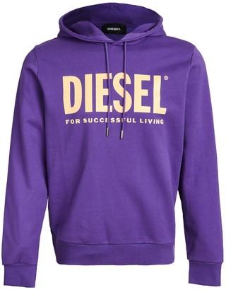 Diesel S-Gir-Hood-Division Logo Hoodie