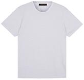 Jaeger Straw Print T-shirt, White