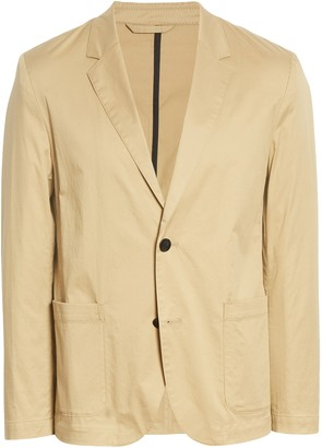HUGO BOSS Slim Fit Stretch Cotton Sport Coat