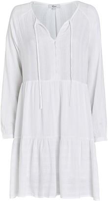 Rails Jayla Long Sleeve Mini Dress