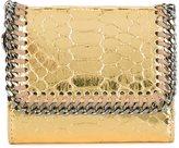Stella McCartney mini 'Falabella' flap wallet