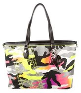 Christian Dior Camouflage Tote Bag