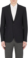 Paul Smith Men's Paisley Cotton-Wool Two-Button Sportcoat