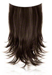 Ken Paves 22 Inch Clip-In Straight Extension - Chestnut