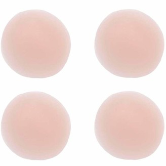 Pure Style Girlfriends Women's 2-Pack of Smooth'em Adhesive Nipple Covers