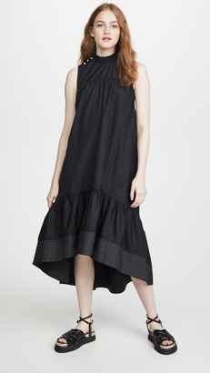 3.1 Phillip Lim Gathered Dress