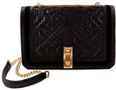 Brian Atwood Mia Leather Crossbody Bag