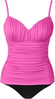 Miraclesuit Color-Block Rialto Swimsuit