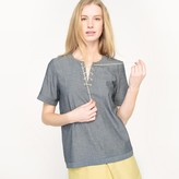 R essentiel Striped Blouse, Made in France