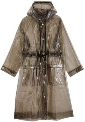 Proenza Schouler Hooded waterproof jacket