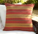 Pottery Barn Rennie Stripe Indoor/Outdoor Pillow