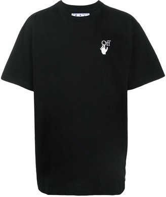 Off-White Cut Here Arrows T-shirt