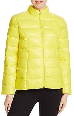 Aqua Packable Puffer Jacket - 100% Exclusive