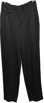 Marissa Webb Black Trousers for Women