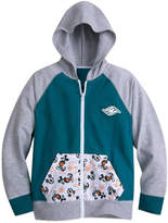 Disney Mickey Mouse Raglan Hoodie for Boys Cruise Line