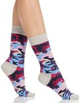 Happy Socks Camo Crew Socks