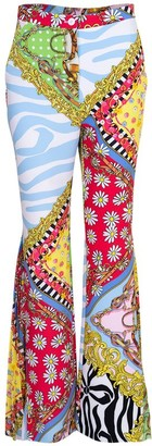 Boutique Moschino Fantasy Print Flared Pant