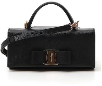 Salvatore Ferragamo Vara Bow Handbag