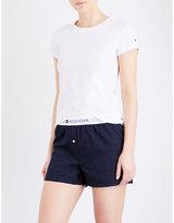 Tommy Hilfiger Icon cotton-jersey pyjama set
