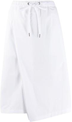 Marni Asymmetric Mid-Length Skirt