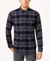 Ezekiel Men's Button-Down Plaid Shirt