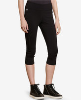 Lauren Ralph Lauren Cropped Active Leggings