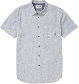 Billabong Men's Dippin Short Sleeve Stretch Woven Shirt