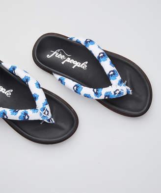 Free People Women's Sandals WHITE - White Lena Sandal - Women