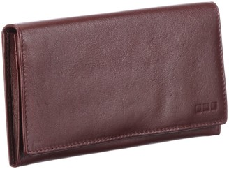 M Collection M-Collection Milia Wallets Womens Red Rot (red 300) Size: 18x10x2 cm (B x H x T)