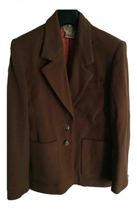 Hermes Brown Cashmere Jackets