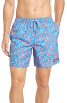 Vineyard Vines Men's Seahorse Chappy Swim Trunks