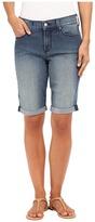 NYDJ Briella Roll Cuff Shorts in Karval Wash