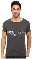 BOSS ORANGE Twiah Printed T-Shirt
