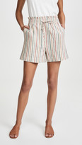 Madewell Long Inseam Pull On Shorts