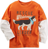 Carter's Toddler Boys' Graphic-Print T-Shirt