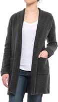 Tahari Oversized Hooded Cardigan Sweater (For Women)
