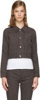 Visvim Brown Corduroy Slub Jacket